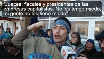 """""""Operación Cóndor"""" de las dictaduras, ahora contra los Mapuche"""