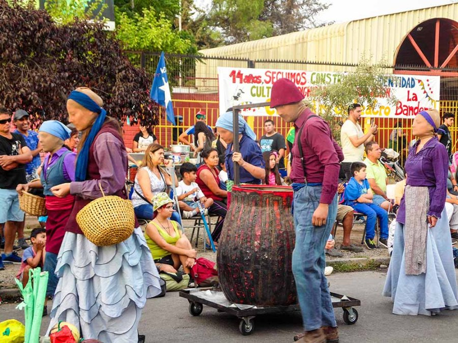 Sopa - Población