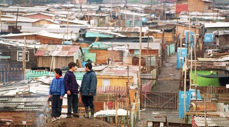 ¡Los pobres son pobres porque son flojos!