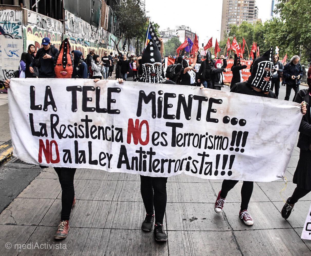 Denuncian graves irregularidades en caso de preso político Mapuche