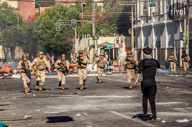 Tiempos violentos para los pueblos de Latinoamérica