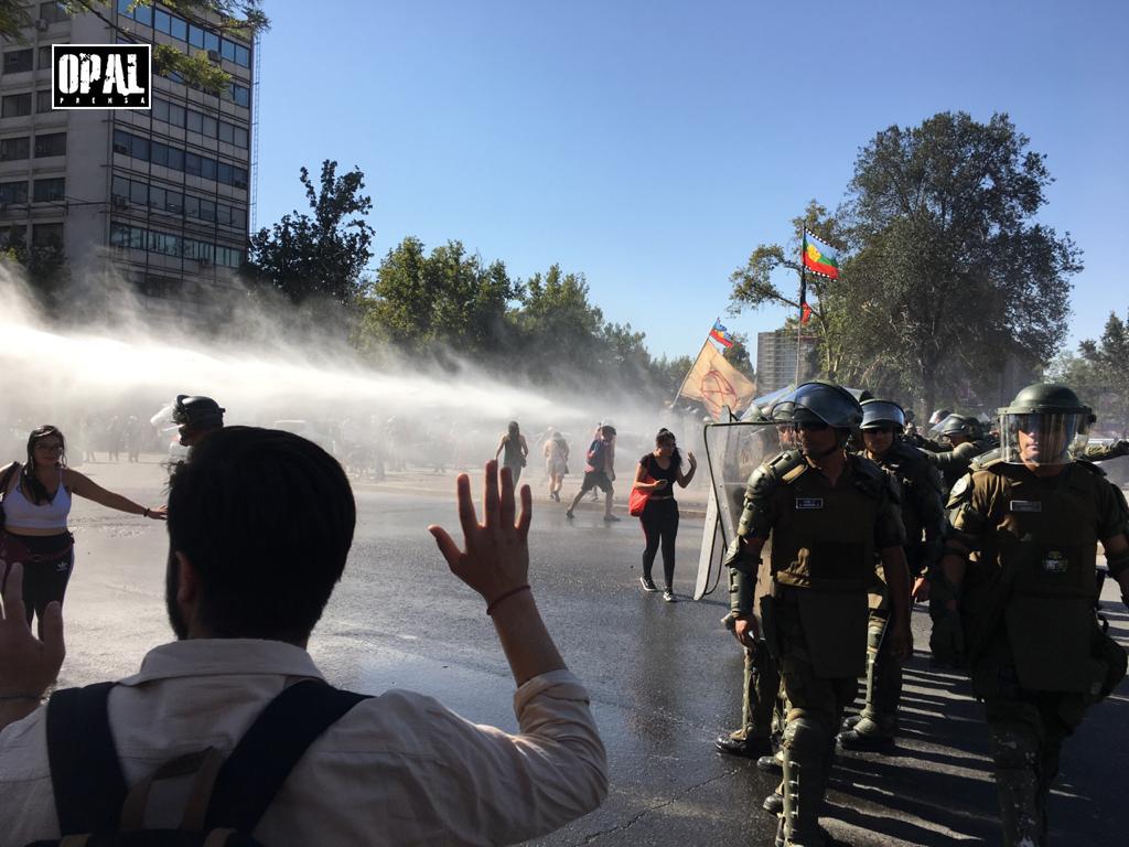 Informe reafirma violaciones a los DDHH, represión y criminalización de la protesta en Chile