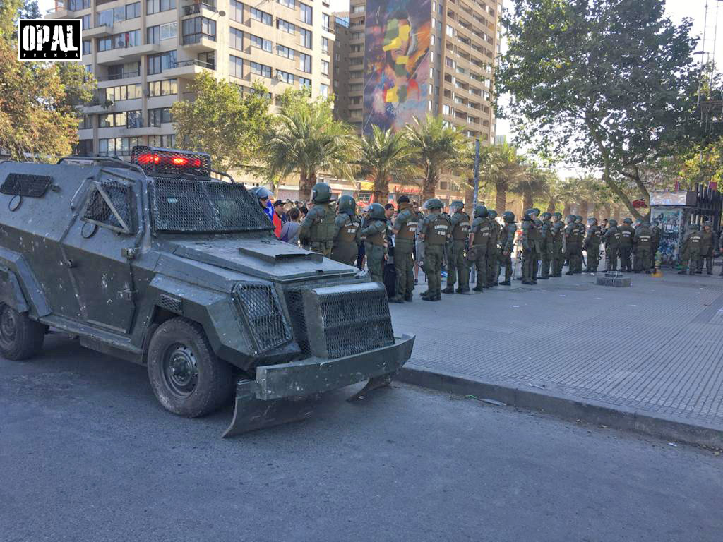 Chile: Una Democracia Secuestrada