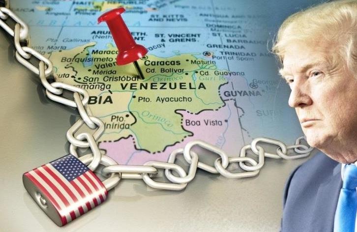 En plena pandemia, EEUU prepara una guerra de saqueo contra Venezuela