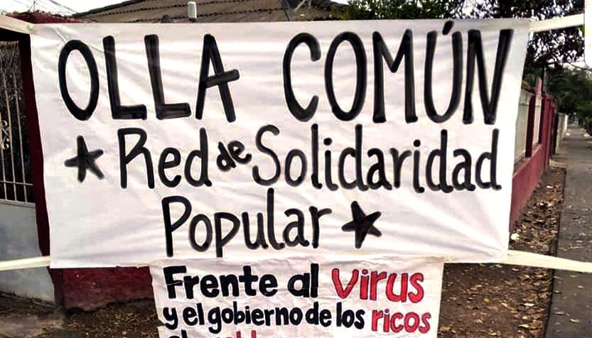 Ollas comunes: resistencia popular a un gobierno fallido
