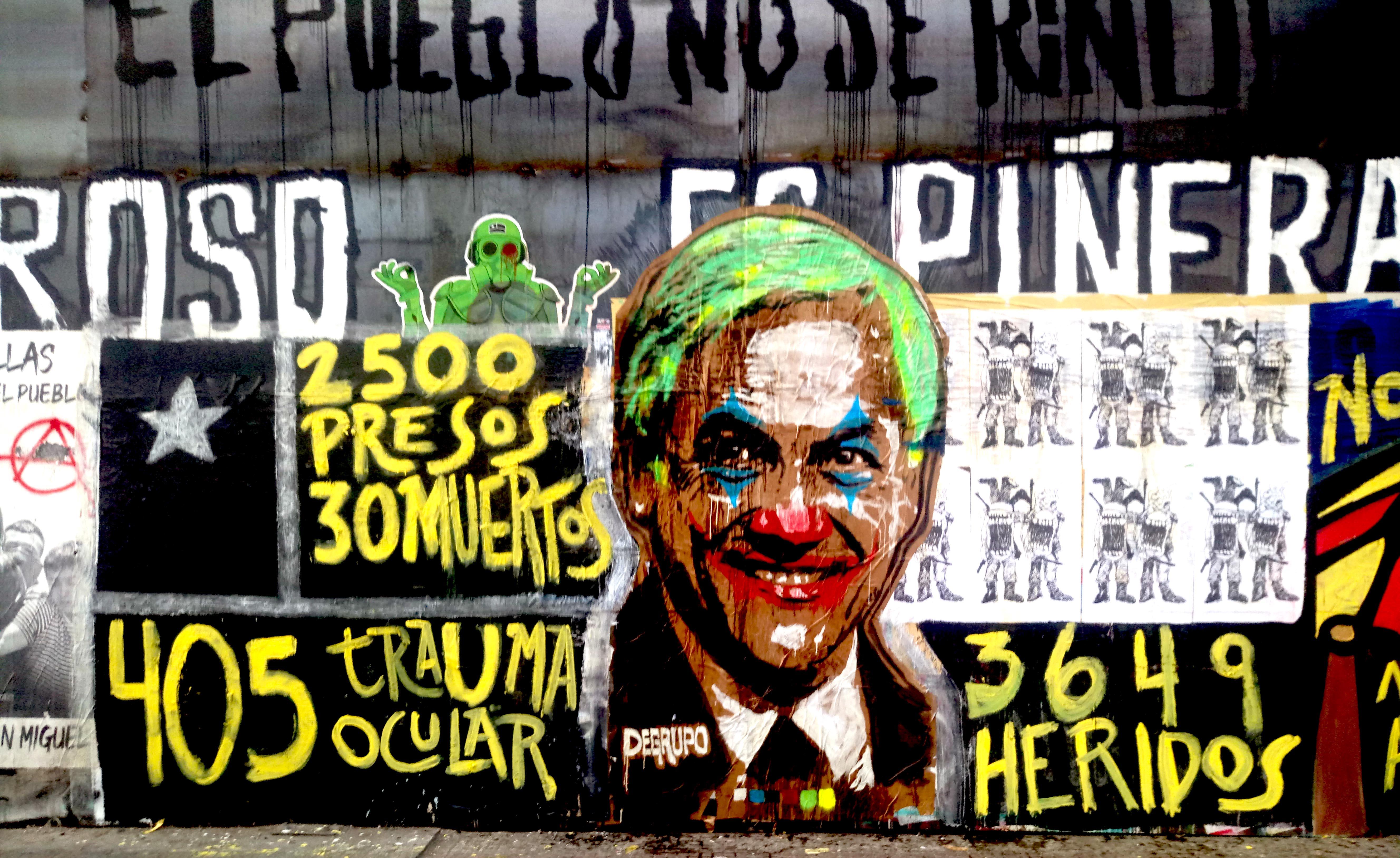 Piñera podría ser investigado por delitos de lesa humanidad en Corte Penal Internacional